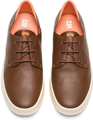 Medium 210 Scarpe Oxford Camper Chasis Uomo Marrone Stringate Brown 58nPYUxq