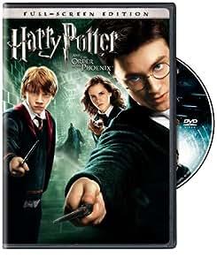Harry Potter & The Order of the Phoenix [DVD] [2007] [Region 1] [US Import] [NTSC]