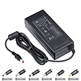HKY 12V Universal Power Netzteil Ladegerät AC Adapter für Festplatte Drucker Scanner Router Fax TFT & LCD Monitor LED Streifen Wasserpumpe, Sony BDP-SX910, Sony BDP-S1200 Model: AC-M1208UC