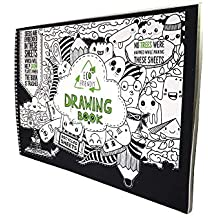 Surprise Someone Plantable Drawing Book A3 Size-25 Pages of 100 GSM