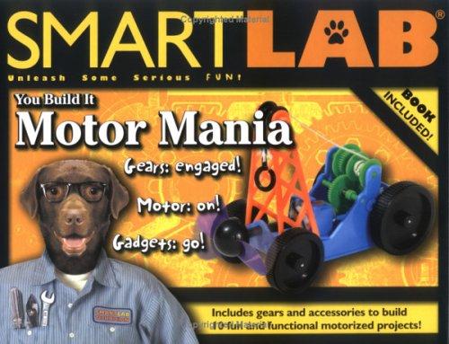 SMARTLAB: You Build It - Motor Mania