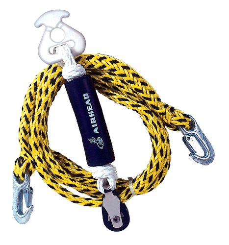 AIRHEAD SELF CENTERING TOW HARNESS 12 FT  1-2 RIDER