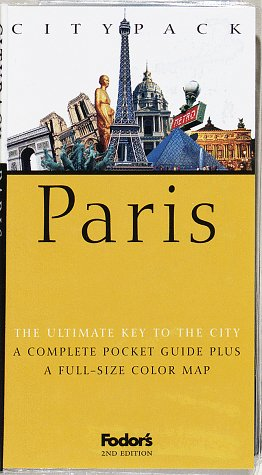 Fodor's Citypack Paris (2nd ed)