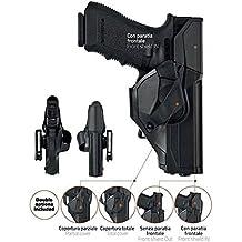 Pistolera Vega polímero cama cch804para Glock 1718223137–opción nero-dx