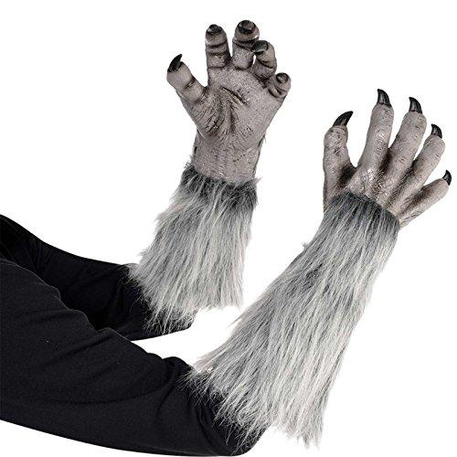 ndschuhe (Black Werwolf Kostüme)