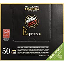 Caffè Vergnano 1882 Èspresso1882 Arabica - 50 Capsule - Compatibili