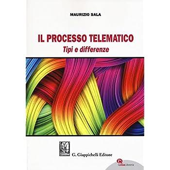 Il Processo Telematico. Tipi E Differenze. Con Aggiornamento Online