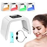 Acne Scar Removal, Facial Toning Devices LED Light Beauty Skin Care Machine Photon