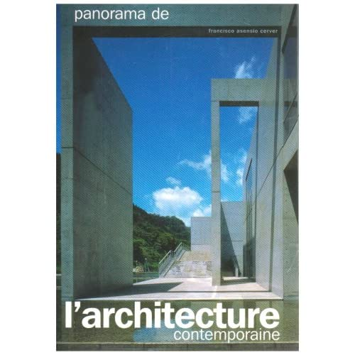 Panorama de l'architecture contemporaine