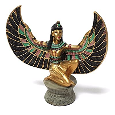 Egyptian Princess, Goddess ISIS small figurine, figure, ornament