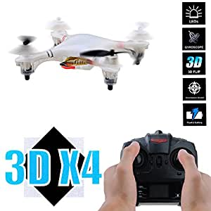 CG032 Fly Upside Down Quad copter 2,4 GHz 4-Kanaele 6 A-sechs Gyro RC Quad copter RC Explorers Quadcopter Drone 3D Flips Helicopter Hunbschrauber Fliegen verkehrt herum Quadcopter