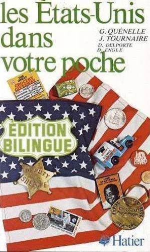 LES ETATS UNIS POCHE by Quenelle Gilbert (1992-12-01)