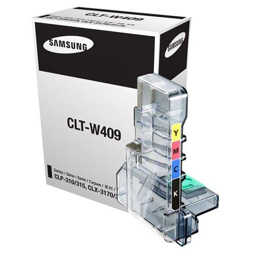 Waste Toner Container (Original Samsung + Dell Resttonerbehälter passend für alle 4 Farben für Samsung CLP 315 W , CLX 3175 FN , CLX 3175 , CLX 3175 N , CLX 3170 FN , CLX 3175 FW , CLP 315 , CLP 310 , CLP 310 N , CLX 3170 N , CLP 315 N , CLX 3185 W , CLX 3180 , CLX 3185 FW , CLX 3185 FN , CLX 3185 N , CLX 3185 , CLP 325 N , CLP 320 N , CLP 325 , CLP 325 W , CLP 320, Dell 1235 C, Dell 1230 C, Dell 1235 CN)