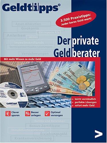 Der GeldBerater auf CD-ROM