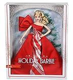 Barbie- Magia delle Feste 2019, Bambola Bionda da Collezione, Giocattolo per Bambini 6+ Anni, FXF01