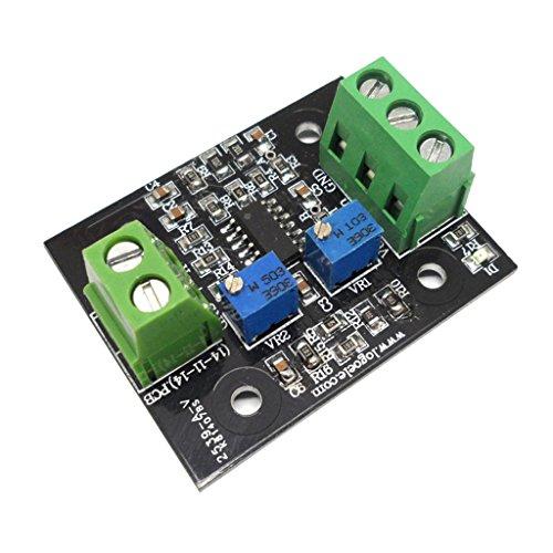 Spannung Strom Wandler (Baoblaze 1 x Spannung Zum Strom Modul Wandler Signalstrom Umwandler DC 12-24V 4-20mA - als Bild zeigen 4-20mA zu 0-3.3v)