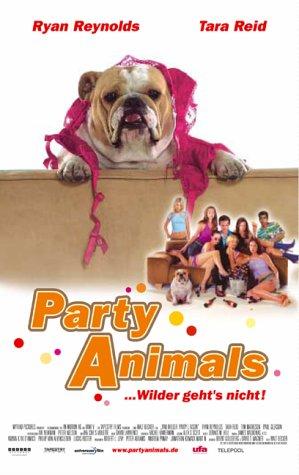 Party Animals ... Wilder geht's nicht! [VHS]
