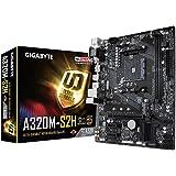 Gigabyte A320M-S2H (Socket AM4/A320/DDR4/S-ATA 600/Micro ATX)