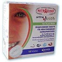NITRADINE Ortho & Junior Tabletten, 12 Stk. preisvergleich bei billige-tabletten.eu
