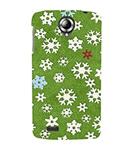 Fuson Premium Printed Hard Plastic Back Case Cover for Lenovo S820