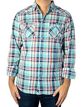Kaporal - Camisa casual - para hombre