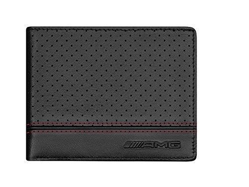 Preisvergleich Produktbild Mercedes Benz Wallet AMG black leather