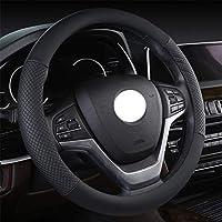Asa del volante del coche LXJ Cubierta de volante universal de cuatro estaciones, asa de