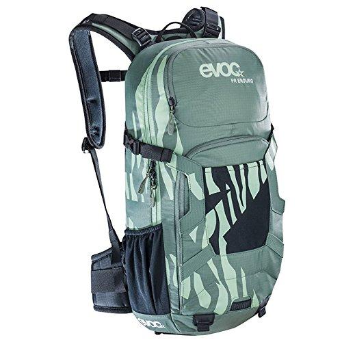 EVOC Enduro Rucksack olive/petrol Größe M-L bunt - Olive/Pétrole