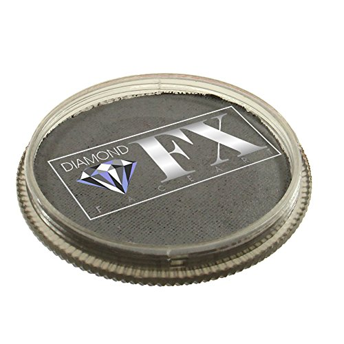 Diamond FX Face Paint Essential 32g Grey by Diamond FX