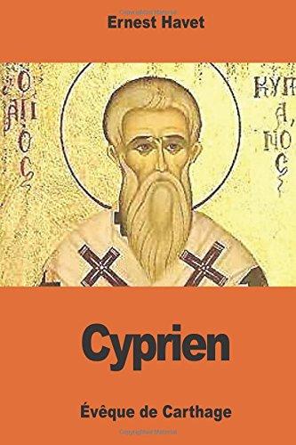 Cyprien: évêque de Carthage