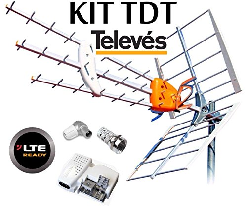 KIT ANTENA TELEVES BOSS