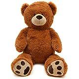 Riesen-Teddy 100cm XXL Plüschbär in verschiedenen Farben – ein XXL Teddybär zum Liebhaben von Pink Papaya Toys
