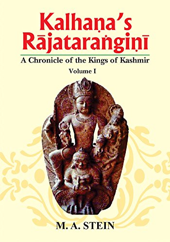 Kalhana's Rajatarangini: A Chronicle of the Kings of Kashmir: 3 Volumes - Volumes 1 and 2 in English, Volume 3 in Sanskrit