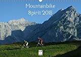 Mountainbike Spirit 2018 (Wandkalender 2018 DIN A3 quer): 13 faszinierende Radsportmotive in den Alpen (Monatskalender, 14 Seiten ) (CALVENDO Sport) [Kalender] [Apr 01, 2017] Rotter, Matthias