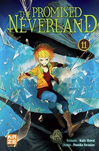 The Promised Neverland T11 par Kaiu Shirai