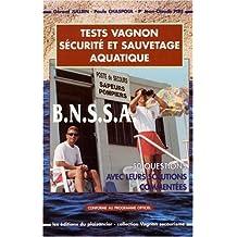 Tests Vagnon de secourisme : BNSSA (sauvetage aquatique)