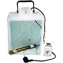Frankana Star - Calentador de agua eléctrico portátil, 230 V / 250 W