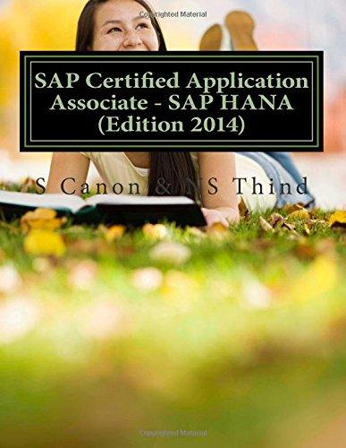 SAP Certified Application Associate - SAP HANA (Edition 2014)