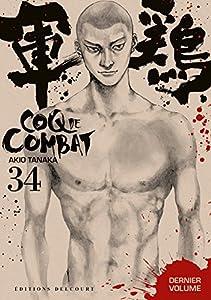 Coq de Combat Nouvelle édition Tome 34