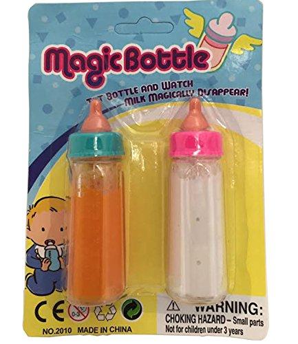 Pack de 2 biberones mágicos