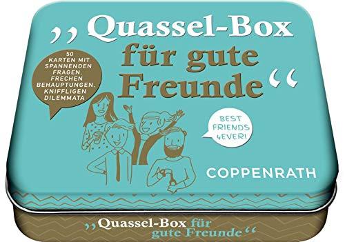Quassel-Box Farbe