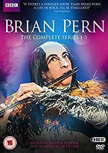 Brian Pern: The Life of Rock/A Life In Rock/45 Years of Prog Rock (BBC) [DVD]