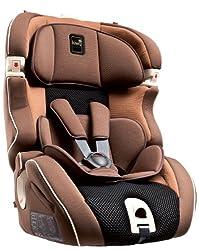 Kiwy 13103KW02B Kinderautositz SL123 Gruppe 1/2/3 Universal 9/36 Kg Moka ECE R44/04