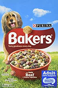 Large Bags Of Bakers Dog Food