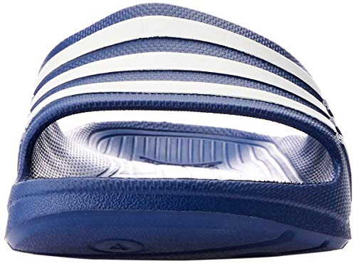 half off 4f5af 2d409 Adidas Duramo Slide, Ciabatte da Unisex Adulto, Blu (True BlueWhiteTrue  Blue), 46 EU (11 UK)