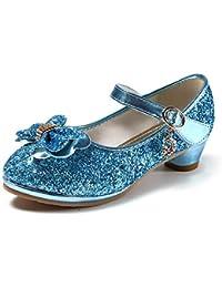 df129968 y Zapatos Zapatos Sandalias es niña para Fiesta Amazon Zapatos 87PAqP