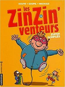 """Afficher """"Les zinzin'venteurs. n° 2<br /> Zinzin' venteurs-t4-zuper gonfles (Les)"""""""