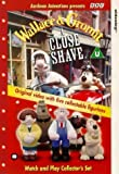 Picture Of Wallace And Gromit: A Close Shave (Fun Box) [VHS]