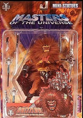 Masters of the Universe MotU Staction Figur Serie 2: