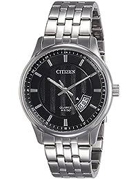 Citizen Analog Black Dial Men's Watch - BI1050-81E